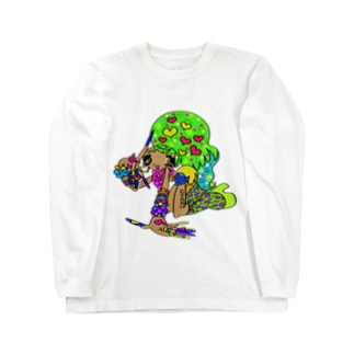 カラフル×ギャル③ Long sleeve T-shirts