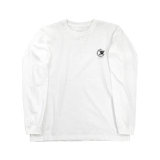 わたなべロゴ Long sleeve T-shirts