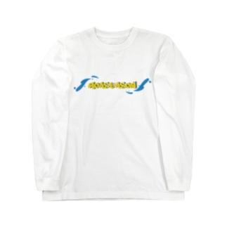 tropical fish ~summer-TEE~ Long sleeve T-shirts