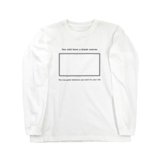 Blank canvas Long sleeve T-shirts