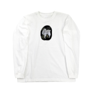 A アルパカ Long sleeve T-shirts