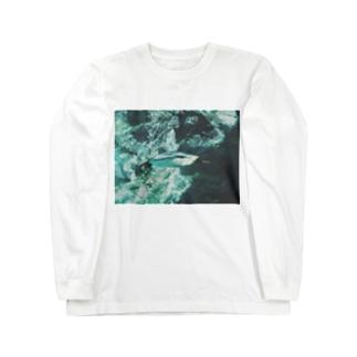 ペンギン1 Long sleeve T-shirts