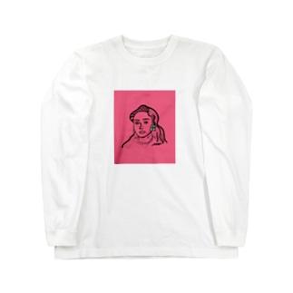 架空人物:Jasmine Long sleeve T-shirts