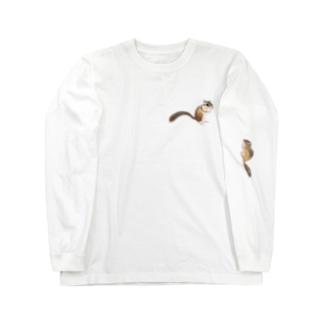 あいあむ☆シマリス Long sleeve T-shirts