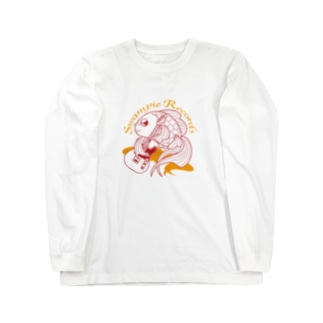 Swampie Records Red Long sleeve T-shirts