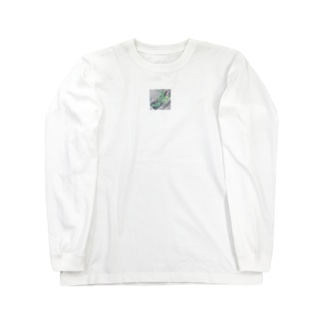 花壇 Long sleeve T-shirts