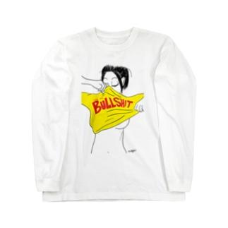 Love and Bullshit Long sleeve T-shirts