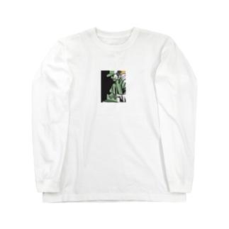 ディグディグの木 Long sleeve T-shirts