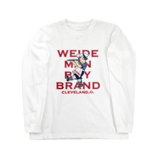 WEIDEMAN BOY BRAND Long sleeve T-shirts