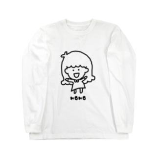 モモガール Long Sleeve T-Shirt