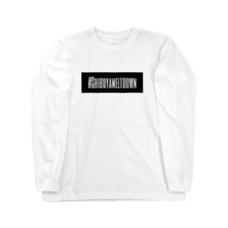 #SHIBUYAMELTDOWN Long sleeve T-shirts