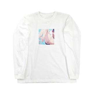JKの、、。 Long sleeve T-shirts