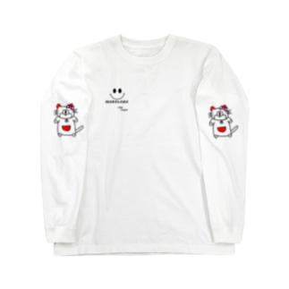 ngysurfのNGYSURF アーチロゴ Long sleeve T-shirts