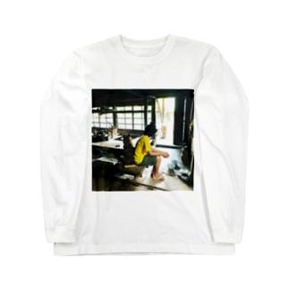 ズッ友 Long sleeve T-shirts