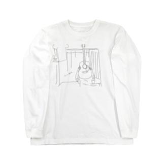 ひとり部屋.mono Long sleeve T-shirts