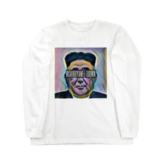 #SHIBUYAMELTDOWN ABE Long sleeve T-shirts