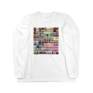 #SHIBUYAMELTDOWN DRUGS Long sleeve T-shirts