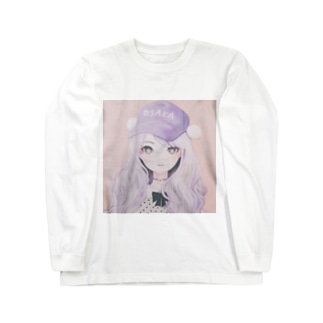 Ricehime Long sleeve T-shirts