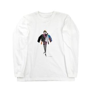 RUNWAY Long sleeve T-shirts