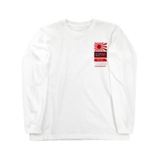 1N5ANE__の【数量限定】042GANG Tシャツ(ロンT) Long sleeve T-shirts
