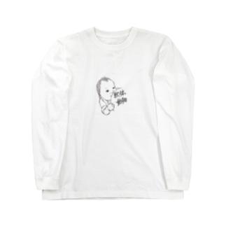 軟体動物2 Long sleeve T-shirts