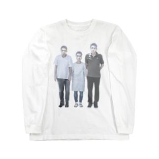 ヤマト総会Tシャツ-家族- Long sleeve T-shirts