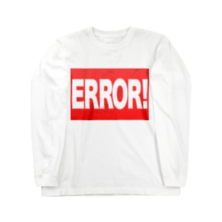 illust_designs_labの甚大なエラー Long sleeve T-shirts