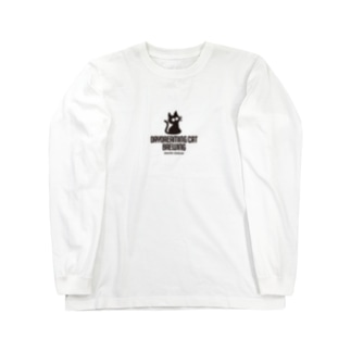 DaydreamingCatBrewing_logo Long sleeve T-shirts