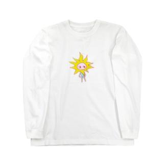 son of the sun. Long sleeve T-shirts