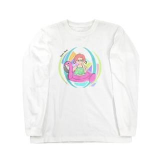 サマービーチ Long sleeve T-shirts