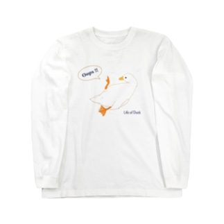 Oops!! Long sleeve T-shirts