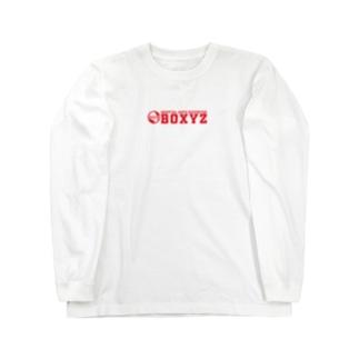 BOXYZ Long sleeve T-shirts