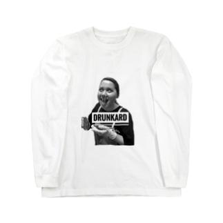 DRUNKARD AMI Long sleeve T-shirts