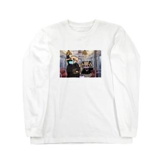 通勤通学 Long sleeve T-shirts