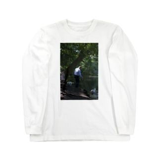 dog-1 Long sleeve T-shirts