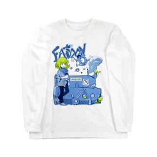 Scrap world Tour 通常版 Long sleeve T-shirts