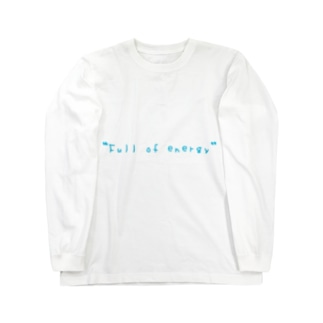 Full of energy Long sleeve T-shirts