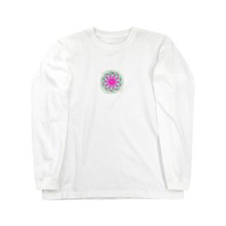 惑星もどき Long sleeve T-shirts