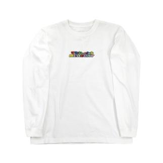 ぽん・で・すみれ Long sleeve T-shirts