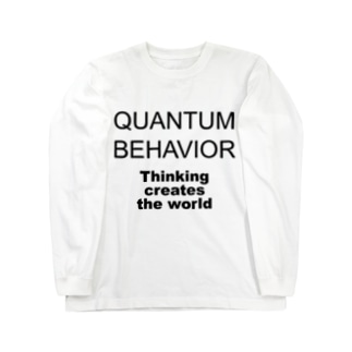 QUANTUM BEHAVIOR Long sleeve T-shirts