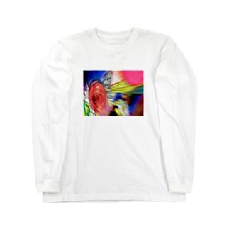 迸りたい Long sleeve T-shirts