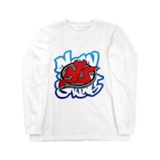 PFC STOREのNew Jack Swing Long sleeve T-shirts