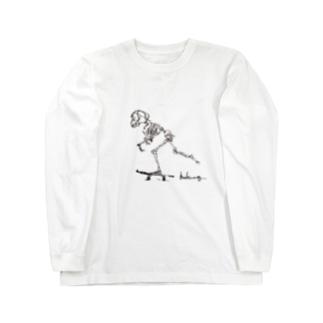 badtuningのbadtuning Long sleeve T-shirts