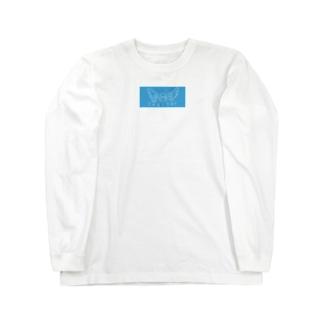 トビタイペンギン Long sleeve T-shirts