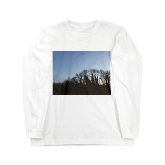 ザ・ライフ・オブ・ワタシのBarnard Castle Long sleeve T-shirts