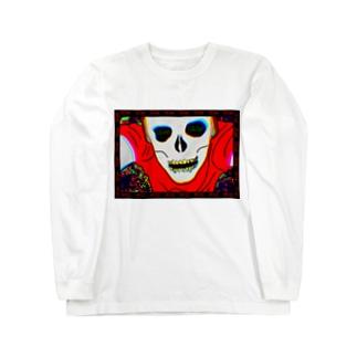SKULL BOY Long sleeve T-shirts