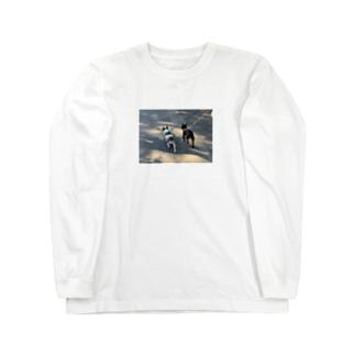 gamiフレ Long sleeve T-shirts