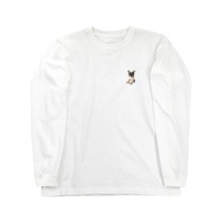 岩三郎 Long sleeve T-shirts