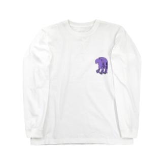 バミさん Long sleeve T-shirts