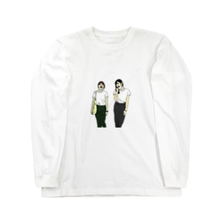 ベストフレンズ Long sleeve T-shirts
